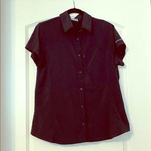 Columbia Women's button down shirt